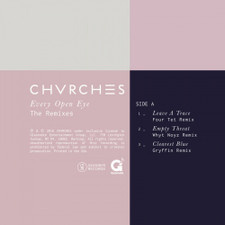 "Chvrches - Every Open Eye Remixes RSD - 12"" Vinyl"
