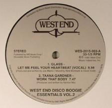 "Various Artists - West End Disco Boogie Essentials Vol. 2 - 12"" Vinyl"