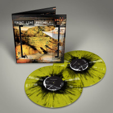 Front Line Assembly - Re-Wind - 2x LP Colored Vinyl
