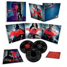 Hans Zimmer & Junkie XL - Batman v Superman: Dawn Of Justice (Original Motion Picture Soundtrack) - 3x LP VInyl