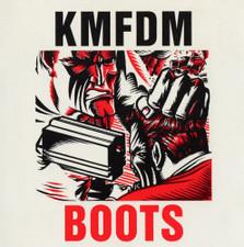 """KMFDM - Boots - 12"""" Vinyl"""