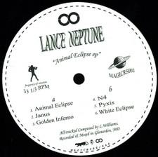 "Lance Neptune - Animal Eclipse - 12"" Vinyl"