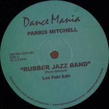"Parris Mitchell - Rubber Jazz Band RSD - 12"" Vinyl"