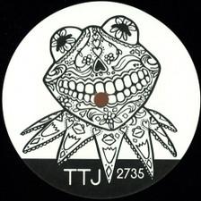 """Todd Terje - TTJ Edits #2735 - 12"""" Vinyl"""
