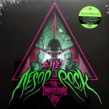 Aesop Rock - The Impossible Kid - 2x LP Colored Vinyl