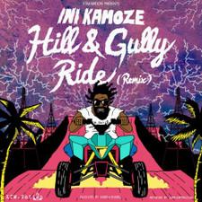 "Ini Kamoze - Hill & Gully Ride (Remix) - 7"" Vinyl"