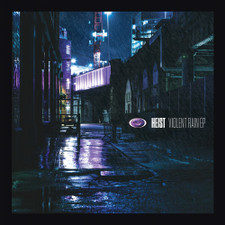 "Heist - Violent Rain Ep - 12"" Vinyl"