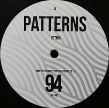 "Detboi - Patterns / Off Switch - 12"" Vinyl"