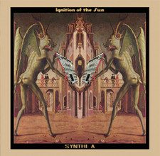 Synthi A - Ignition Of The Sun - LP Vinyl