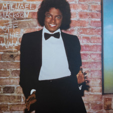 Michael Jackson - Off The Wall - LP Vinyl