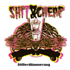 "Shit & Cheap - Gotterdommerung - 12"" Vinyl"