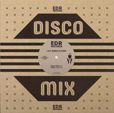 "Last Bongo In Paris - Bahia Swing - 12"" Vinyl"