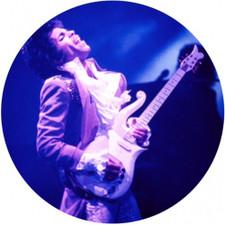 Prince - Guitar - Single Slipmat