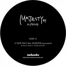 "DJ Motive - Majesty Ep - 7"" Vinyl"
