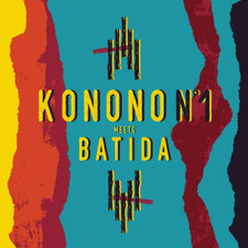 Konono N°1 - Konono N°1 Meets Batida - 2x LP Vinyl