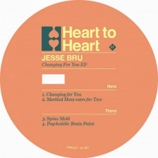 "Jesse Bru - Changing For You - 12"" Vinyl"