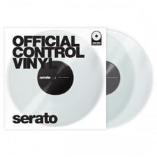 Serato Performance Series - Control Vinyl Clear - 2x LP Vinyl