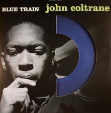 John Coltrane - Blue Train (Die Cut Jacket) - LP Colored Vinyl