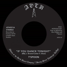 "T'Spoon - If You Dance Tonight - 7"" Vinyl"
