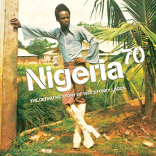 Various Artists - Nigeria 70 - The Definitive Story of 1970's Funky Lagos - 3x LP Vinyl+3xCD
