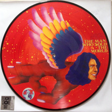 David Bowie - The Man Who Sold The World RSD - Picture Disc Vinyl