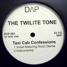 """The Twilite Tone - Taxi Cab Confessions - 12"""" Vinyl"""
