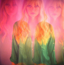 "Chromatics - Shadow - 12"" Colored Vinyl"