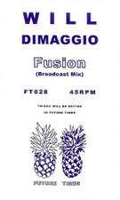 """Will Dimaggio - Fusion - 12"""" Vinyl"""