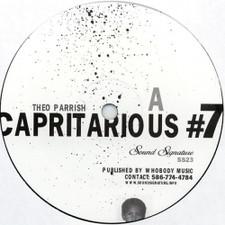 Theo Parrish - Capricious #7 - 2x LP Vinyl