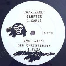 "Slufter / Ben Christensen - Split - 12"" Vinyl"