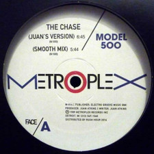 "Model 500 - The Chase - 12"" Vinyl"