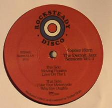 "Topher Horn - The Detroit Jazz Sessions Vol 1 - 12"" Vinyl"