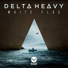 "Delta Heavy - White Flag VIP - 12"" Vinyl"