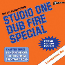 Various Artists - Studio One Dub Fire Special - 2x LP Vinyl