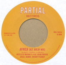 "Restless Mashaits - Africa - 7"" Vinyl"