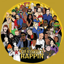 Not The 1s - Everybody's Rappin' - LP Picture Disc Vinyl