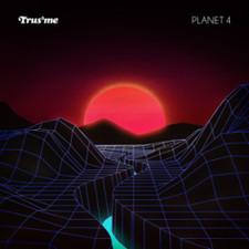 Trus'me - Planet 4 - 2x LP Vinyl
