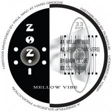 """Dj Zozi - Mellow Vibe - 12"""" Vinyl"""
