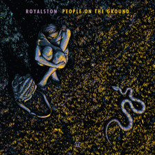 Royalston - People On The Ground - LP Vinyl+CD