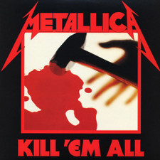 Metallica - Kill Em All - LP Vinyl
