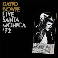 David Bowie - Live Santa Monica '72 - 2x LP Vinyl