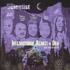 Scientist - International Heroes Of Dub Revisited - LP Colored Vinyl