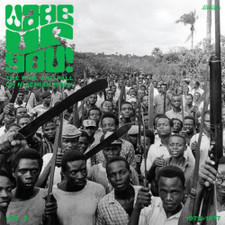 Various Artists - Wake Up You! The Rise & Fall Of Nigerian Rock Vol. 2 Deluxe - 2x LP Vinyl+Book