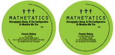 "Hieroglyphic Being & The Configurative Or Modular Me Trio - Cosmic Bebop - 2x 12"" Vinyl"