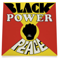 Peace - Black Power - LP Vinyl