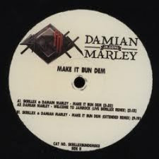 "Skrillex & Damian Marley - Make It Bun Dem - 12"" Vinyl"