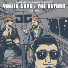 Mos Def Vs Marvin Gaye - Yasiin Gaye: The Return - 2x LP Vinyl