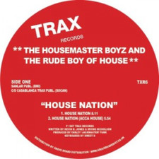 "Housemaster Boyz - House Nation - 12"" Vinyl"