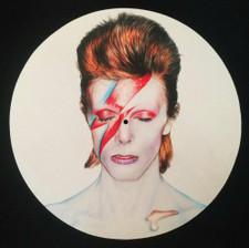 David Bowie - Aladdin Sane - Single Slipmat