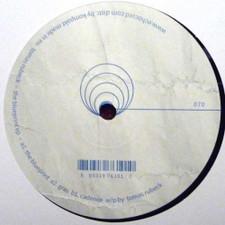 "Tomas Rubeck - The Blueprint Ep - 12"" Vinyl"